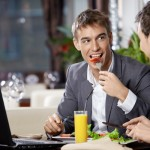 Dennis Bridges' 5 Tips for Successful Business Lunches